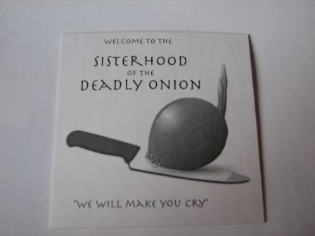 Deadly onion