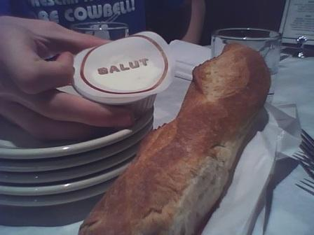 Salut bread