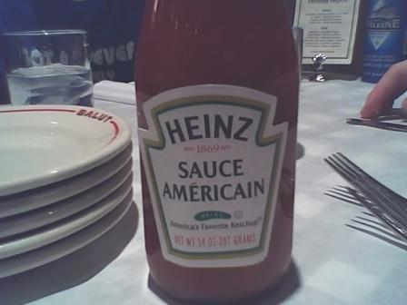 Salut ketchup