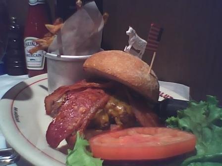 Salut burger