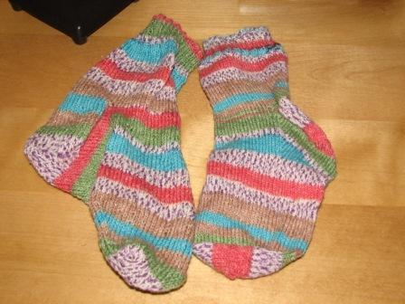 2 sock