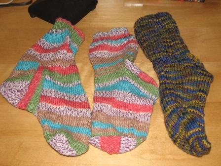 3 sock