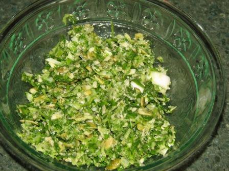 IC1 cilantro chutney
