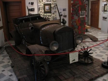 Bchc car