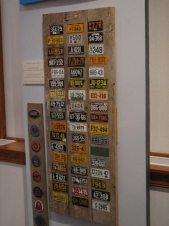 Bchc license plates