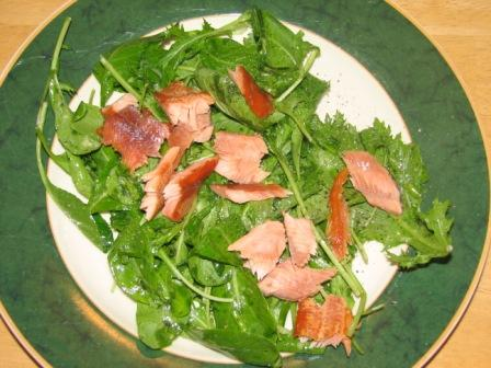 Ic3 trout salad