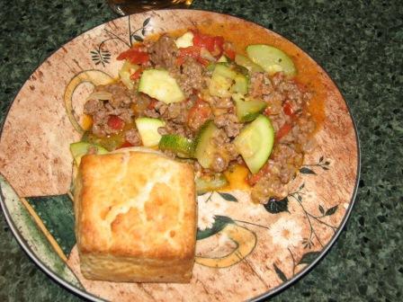 IC5 zucc hot dish