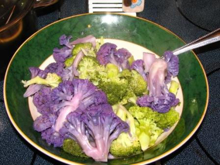 IC9 broccoli cauliflower vikes packers