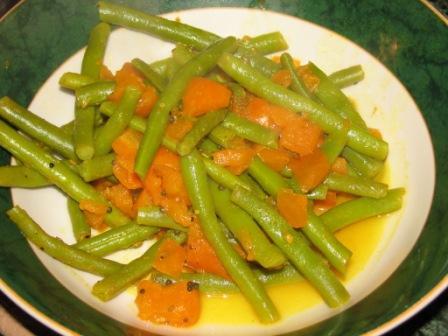 IC7 green beans