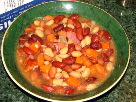 IC9 bean soup