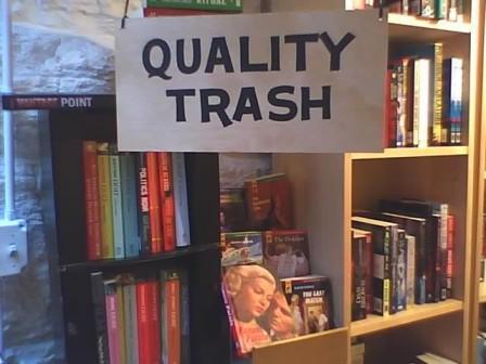 Cgb quality trash