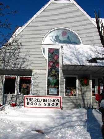 Red balloon ext