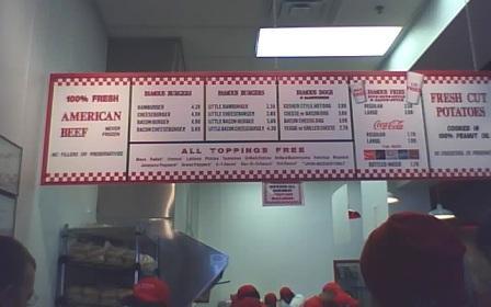 5g menu