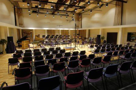 Spco music room