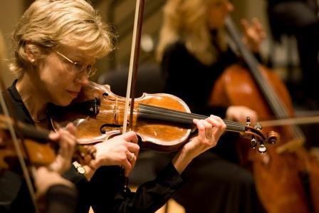 Spco violin