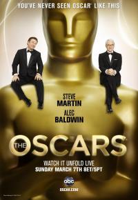 Oscars poster