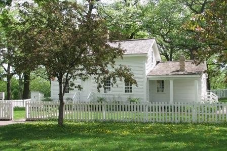 MP stevens house