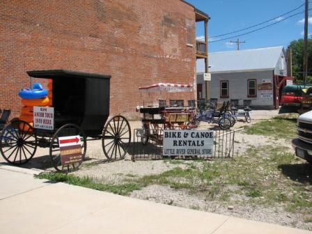 Lanesboro Amish and other