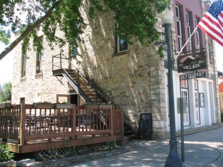 Lg village pub
