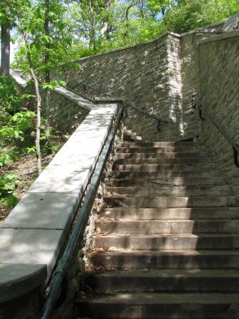 MP stairs