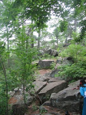 Taylors falls interstate sp boulders