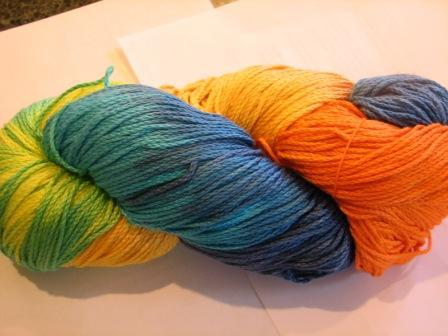 Eva peron yarn