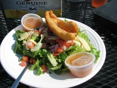 Sha sha walleye salad