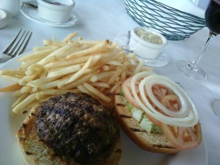 Vincent burger