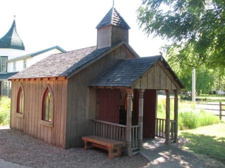 Walnut grove liw museum 4
