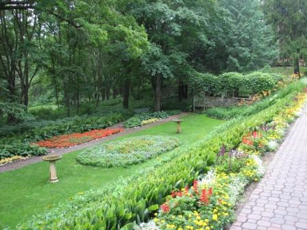 New ulm schell gardens