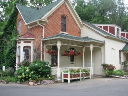 New ulm schell staff house