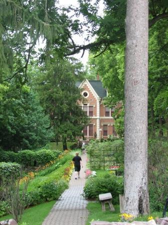 New ulm schell mansion