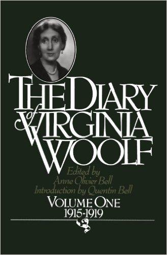 Woolf diary